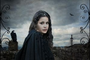 Lady of Castle by Nataly1st