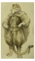 Tiger Nobleman by luve