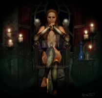 Mistress by Aral3D