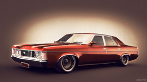ford fairlane 500 sedan by ociyo