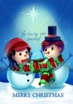 Christmas - Thank you for sharing your warmth by yurecia