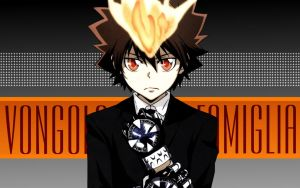 Vongola Famiglia by CaptainLaser