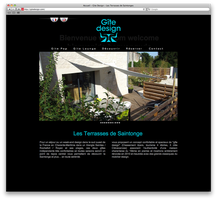 Gite Design.com by TheArtofBlouh