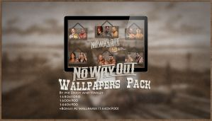 No Way Out 2012 Wallpapers Pack by Mr-Enjoy