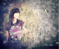Andita Poster by AzuAcaa