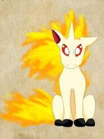 Rapidash for Skyqueen by Sparkplug223