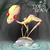 Dover Demon by eternalsaturn