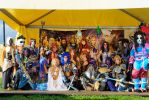 World of Warcraft Cosplay League by azka-cosplay