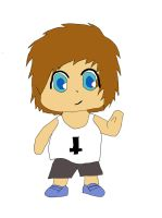 Me in Chibi by TristanChallis