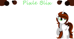 Pixle Blix Wallpaper by PyscoSnowflake