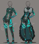 Clothing Double Set Adopt Auction [CLOSED] by JxW-SpiralofChaos