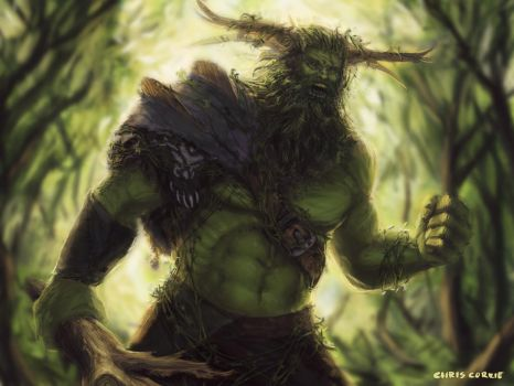 forest giant by kill-stereo