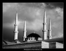 holy mosque by naz1