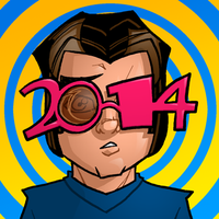 It's 2014! by zAidoT