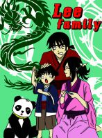 Lee Family by LSYXzurironoa