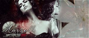 Don't close your heart by marveille