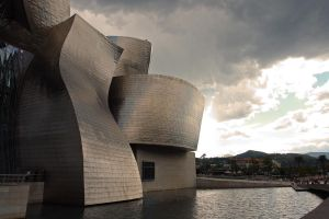 The Guggenheim Bilbao by xanderking