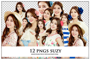 PNGs Pack Suzy by Heoconkutecu