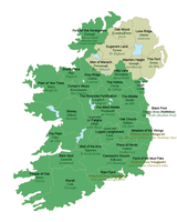 Irish counties and their literal translation by lusitania25