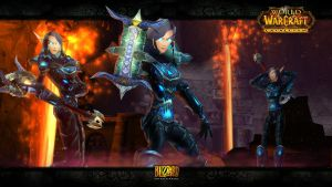 Death Knight Tier 11 by PaulWhipps