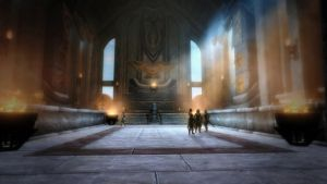 The Halls of Sovngarde by Solace-Grace