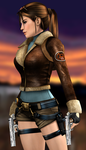 Tomb Raider 2 Gold by FearEffectInferno