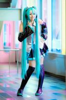 Miku by SorrowTurquoise