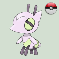 Pokedex Entry: 017  shermina by D-Fake