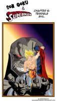 Chapter6 - Son Goku and Superman: The Clash by Einstein001
