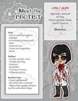 Meet the Protist by PeachyProtist
