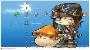 Maple Story PS3 Theme by jpang1