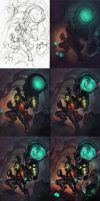 Process for Acid Smile Launcher by APetruk