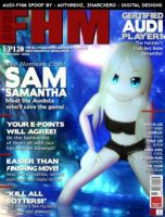 Audition Online - FHM by ZharcXERO