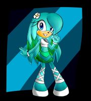 Y.C.H. : Lilly The Echidna by Natik2004