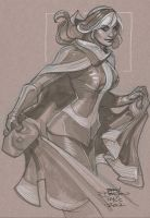 Rogue NYCC 2012 by TerryDodson