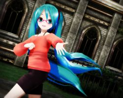 [MMD]Annual obligatory photo of the princess by AleNor1