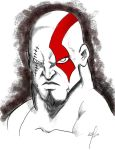 Kratos by chinokin