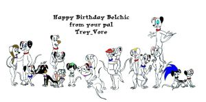 powerpup97 birthday 2010 by Trey-Vore