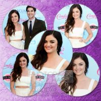 Lucy Hale Photopack 20 by YuriDementors