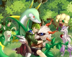 Fav Pkm by Shishiouu