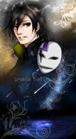 Darker than black - Hei by gundam-kun