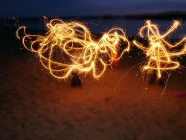 Crazy Lights 4982744 by StockProject1