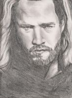 THOR Chris Hemsworth by egrka
