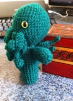 Cutethulhu Green by Sigilien