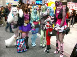 Monster High by CastleCorsetry