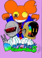 Daft Punk Vs. DeadMau5 by ManiacMcGee01