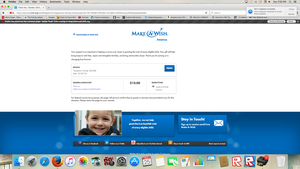 Pokypoo donated to Make a wish Foundation #Charity by Toxic552