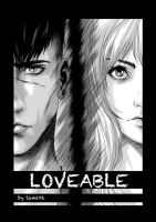 Cover Loveable by Sami06