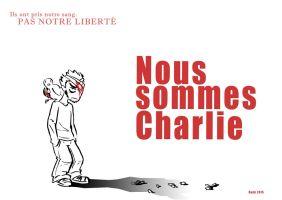 NOUS SOMMES TOUS CHARLIE by NightBringer795