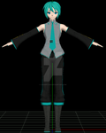 New DT Mikuo,reedit wip 4 full body by Akisuky-san